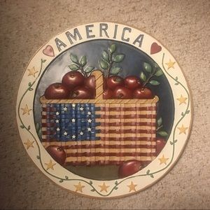 Other - American ceramic wall art